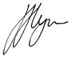 Jenny Flynn Signature