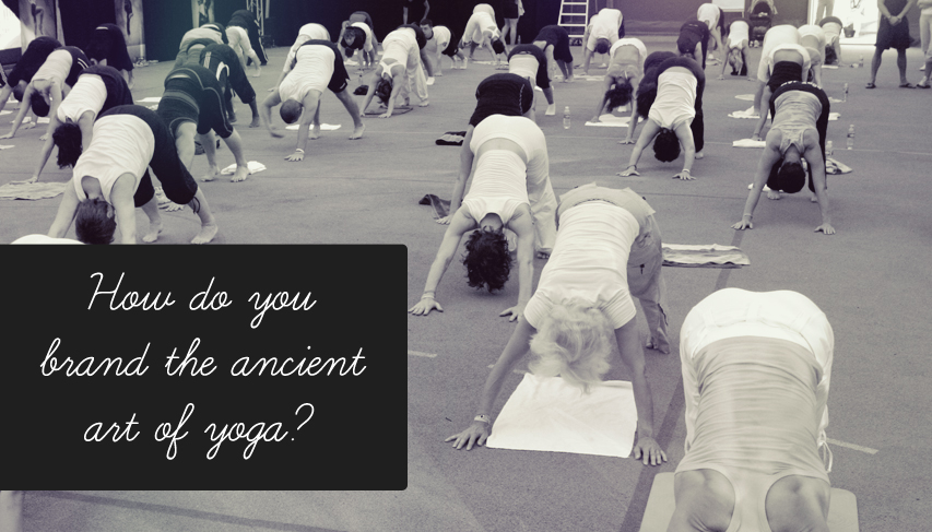 Branding and Social Media for Yoga