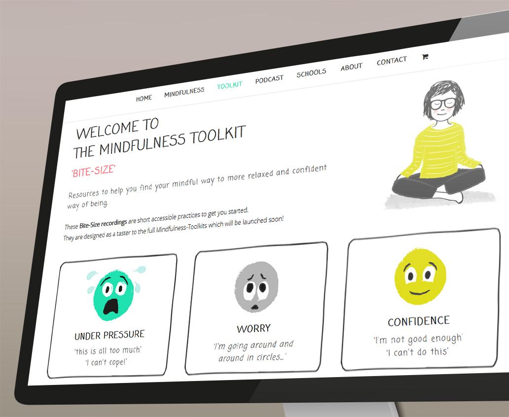 Mindfulness Website and Podcast
